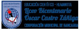 Liceo Bicentenario Oscar Castro Zúñiga